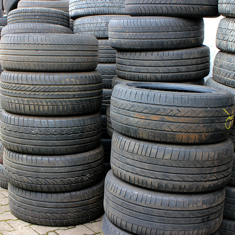 SITR Midlands: Tyre Recycling  | Used tyre collection and